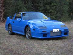1986 300zx turbo