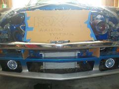 Radiator Airflow Testing #1