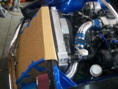 Radiator Airflow Testing #3