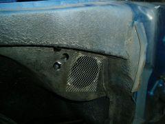 Fender Vent Fan