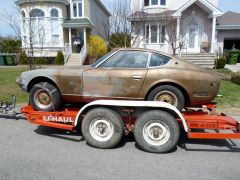 1974 260z Project
