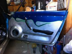 Door Panels with Speakers