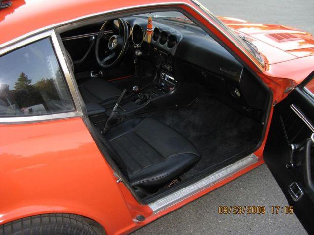 Stock 1978 280z