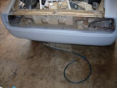 78 Z car (76)    rear pan made
