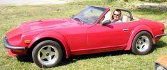 '73 240Z convertible