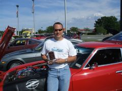 2nd place Street Modified @ 2006 Tidewater show