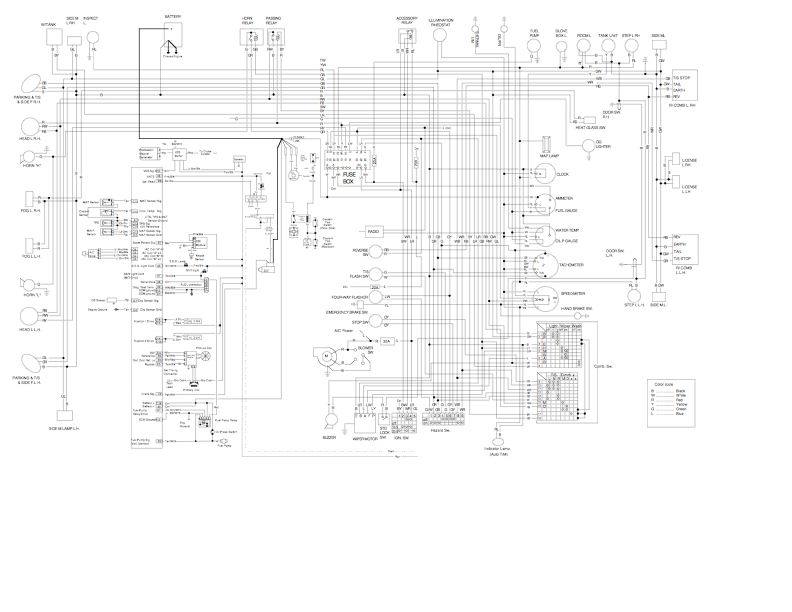 jegs distributor wiring diagram