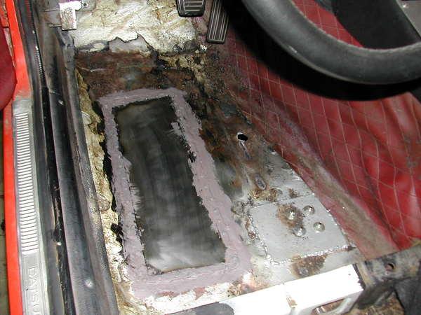 Repairs sealed