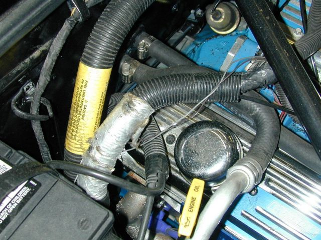 Engine Bay, LT1#1 Pic 5