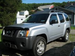 My new 06 xterra