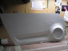 Fiberglass Door Panel