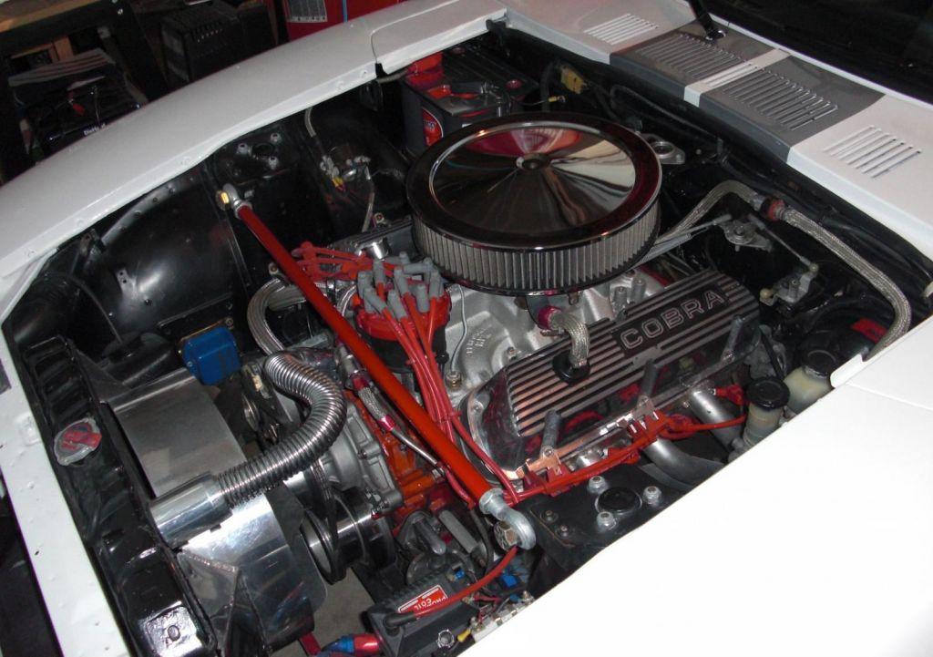 Datsun Z on Holley Street Avenger Carburetor
