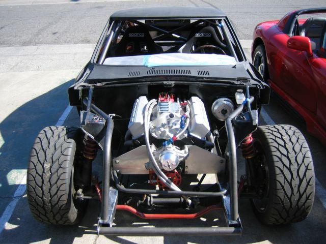 240Z vs. Viper