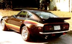 Oldestzguy's Datsun