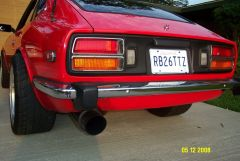 1974 rb26dett powered Z car (#2)