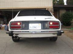 Z rear End Low