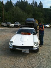 Z's towed