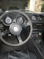 Z steering wheel
