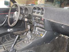 Z interior passanger side