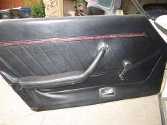 Z drivers side panel