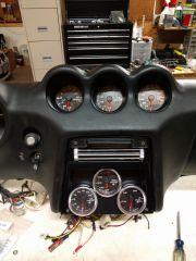 speed hut gauges