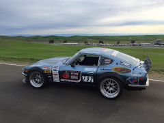 Overlooking ThunderHill
