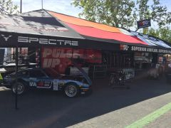 K&N booth at Goodguys