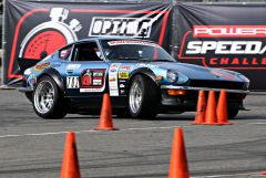 Speedstop Challenge ThunderHill on 3 wheels