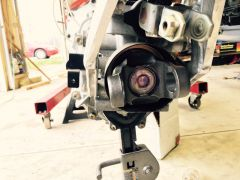 Spicer yoke SDH-2-3-15871X in CD00 transmission 2