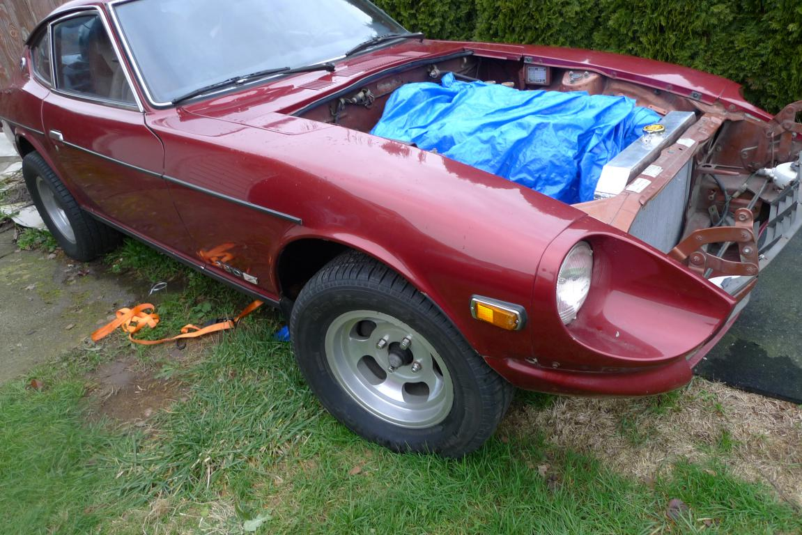 My new 280Z project -- advice, please - Gen I & II Chevy V8 Tech ...