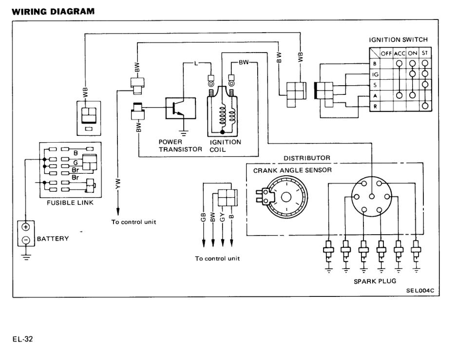 l28et swap wiring confusion - nissan l6 forum