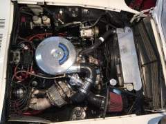 Scarab Kit Build - 260Z -  Single Rajay Turbo,TBI, Alky Injected