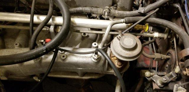 EGR valve photo