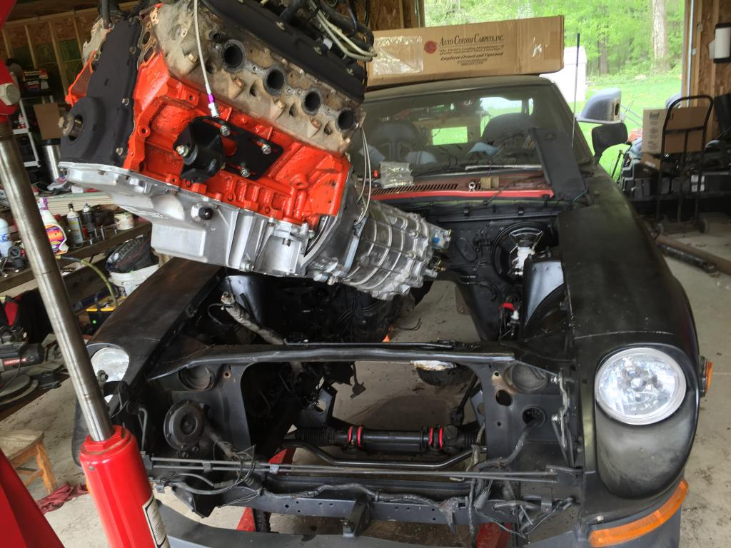 Cd009 6m 350z Trans With Ls Engine In A S30 Drivetrain Hybridz Chevy 350 Knock Sensor Location Post 41259 0 01832500 1431306493 Thumb
