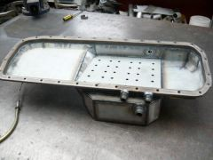 Joels RB oil pan made by R.I.P.S.
