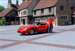 My 1962 Ferrari 250 GTO at Meadowbrook