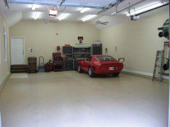 In the Garage