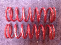 Eibach 10 inch 250 lb/in 2.50 diameter coilover springs