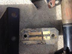260Z Bumper Parts 4