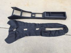 73 240z Console and Leather Cover