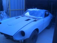 body work almost done