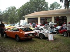 Bill Coffey's Garage Party 2009