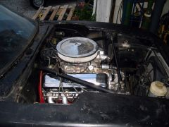 side view of hood