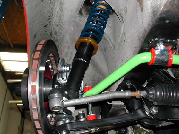 Modified Front Suspension - 240z - Members Albums