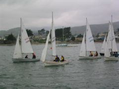 Small Boat Racing Series - Half Moon Bay, CA