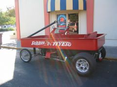 Street Legal Radio Flyer - Seen In Davis, CA