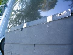 Louvers On Car 2