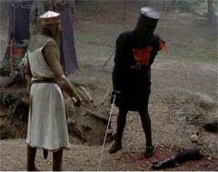 Tis but a flesh wound!