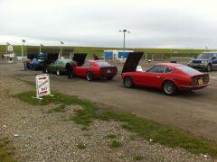 Shakespeare County Raceway 2012