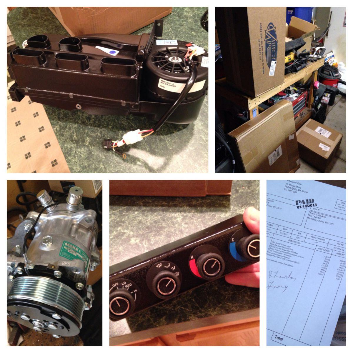 Vintage Air Parts (Mini-508-20x14)
